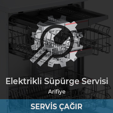 Arifiye Elektrikli Süpürge Servisi