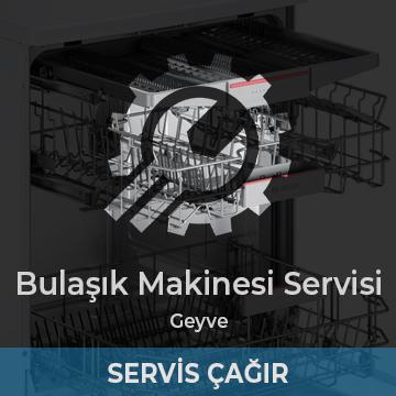 Geyve Bulaşık Makinesi Servisi