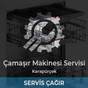 Karapürçek Çamaşır Makinesi Servisi